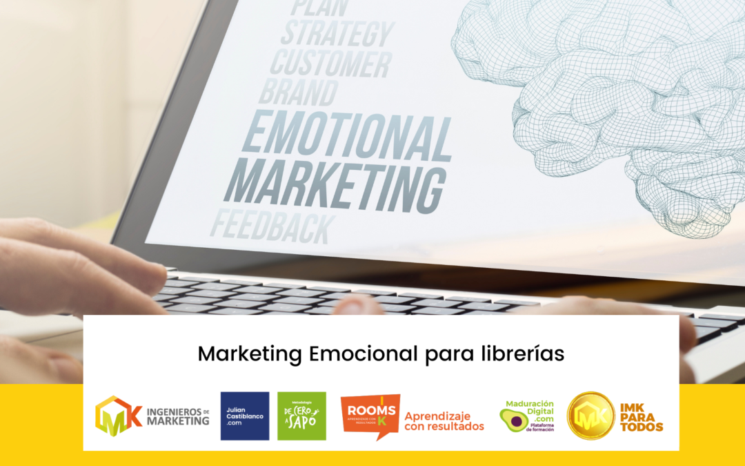 Marketing Emocional para librerías
